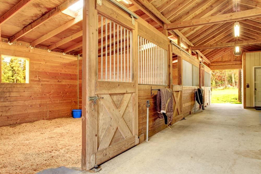 Build Bigger Horse Stalls