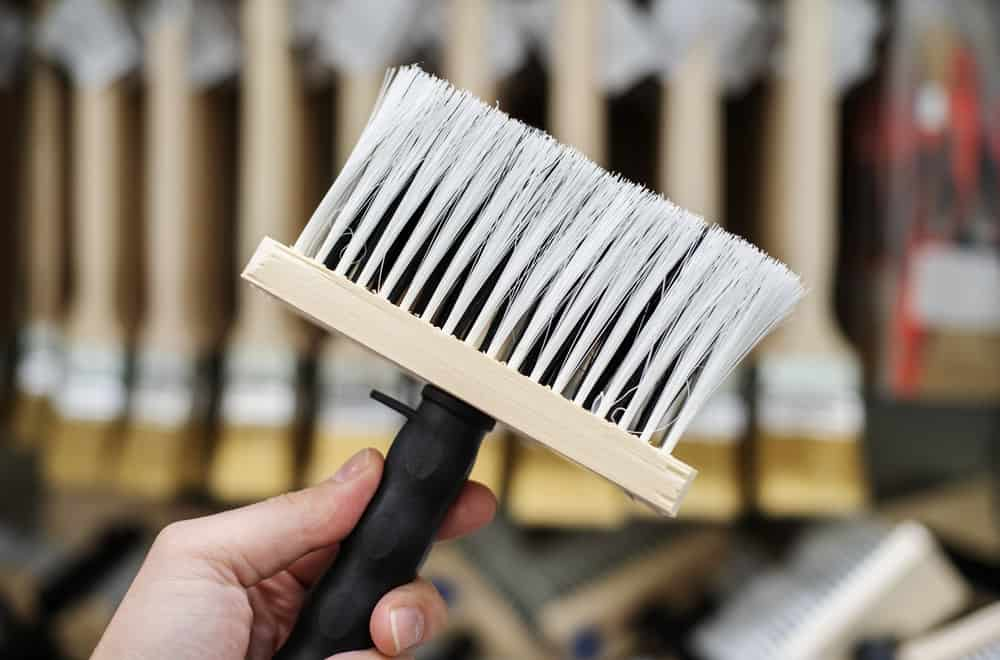 Go for the Safe Paint Brushes